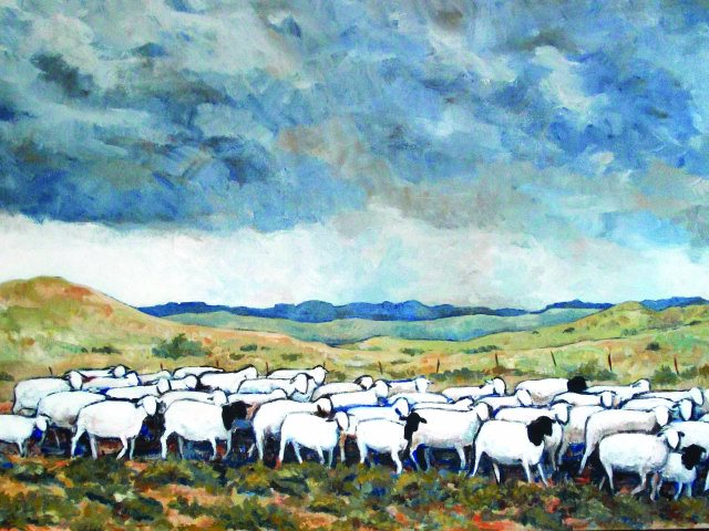 Alta van Zyl - Sheep in the Karoo_640x480_100quality_01.11.2014.jpg