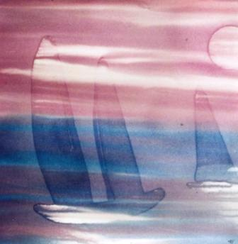 Tranquilty 2 480mm x 470mm Inks on paper.jpg